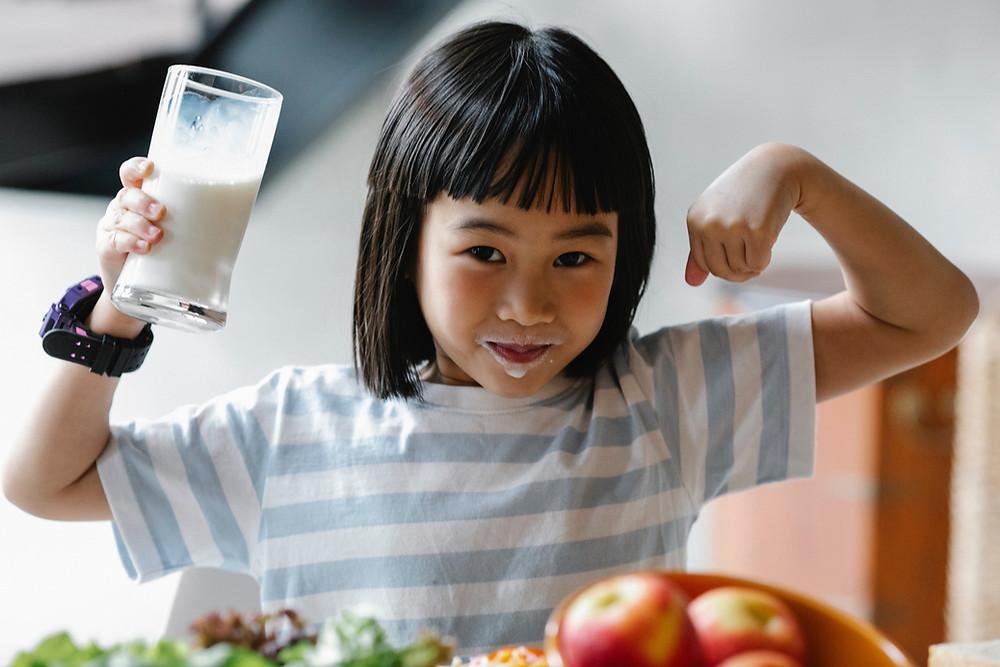 Desi Cow Milk and Health Benefits