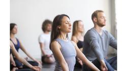 Office Yoga Buddhist Meditation