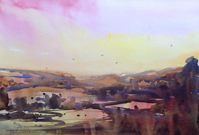 Kath McCann 'Quiet Morning'