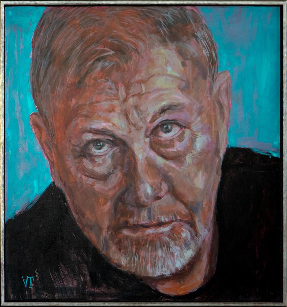 Vladimir Tsyskin 'Portrait Of Alex'