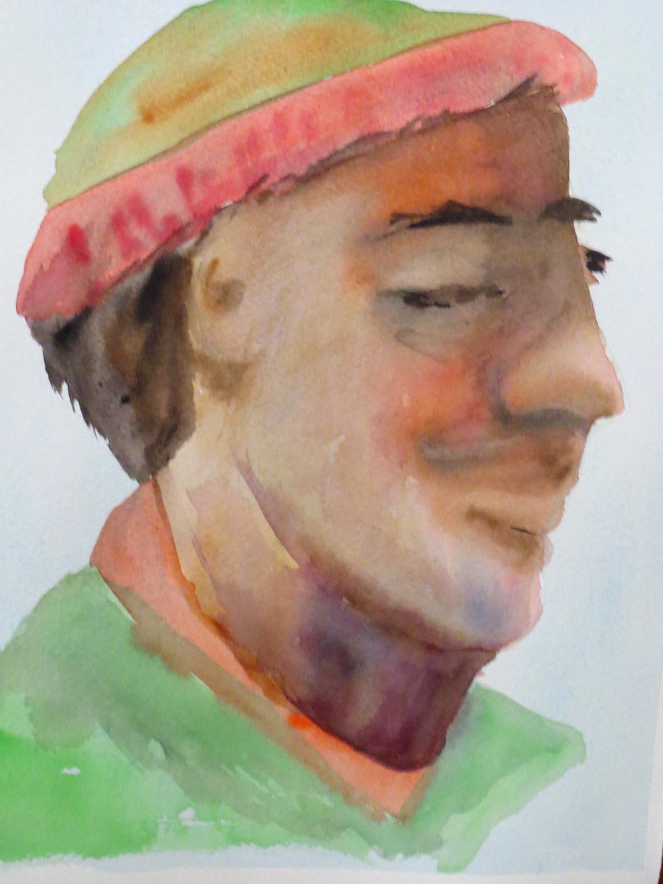 Patricia Buchanan 'Man'