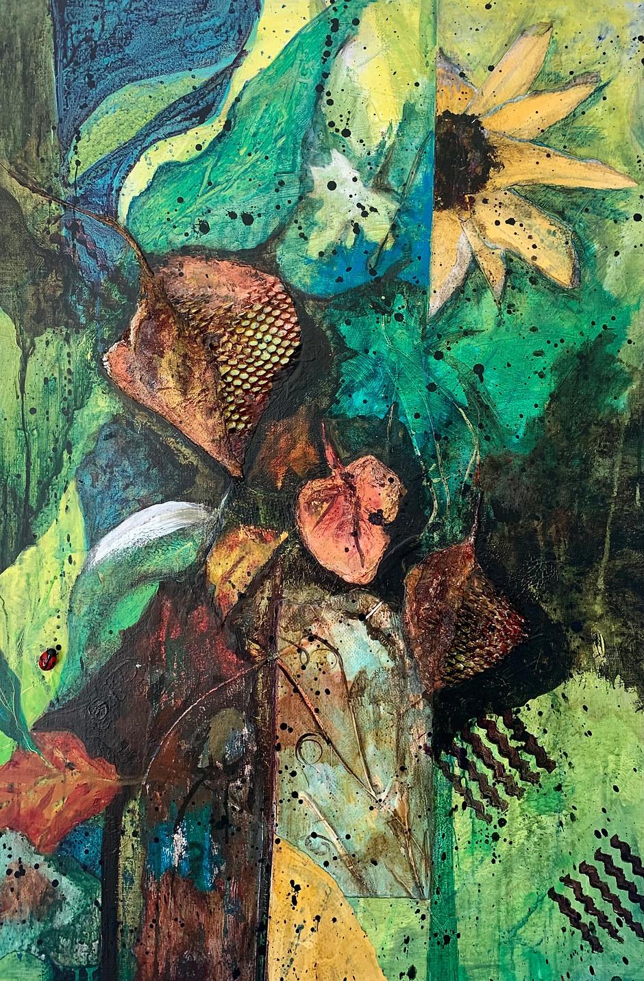 Karen Hall 'As Autumn Draws Near'