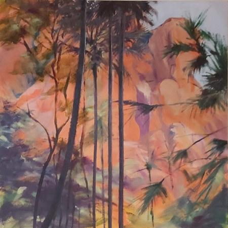 Rosemary Marsh 'Echidna Chasm, Pernalulu WA'