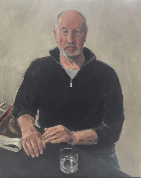 Vicki McInnes 'Portrait Of Max Thomas'