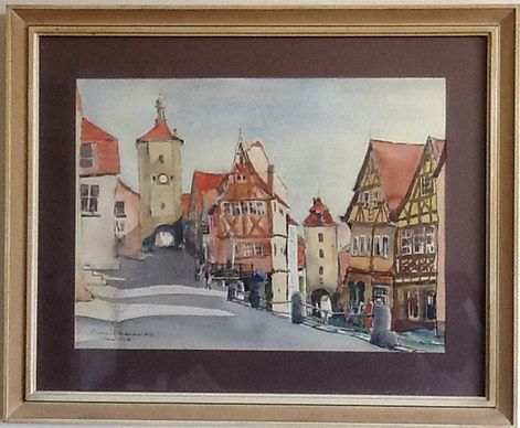 Brian Pleasants 'Rothenburg'