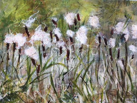 Janice Lawton 'Bull Rushes'