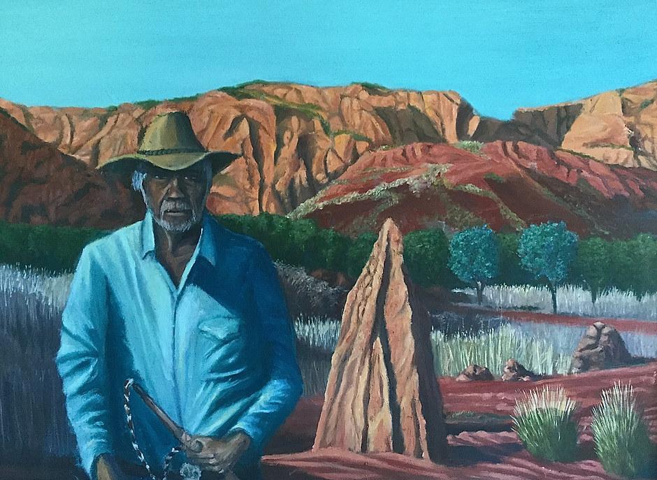 Wayne Brewster 'The Stockman'