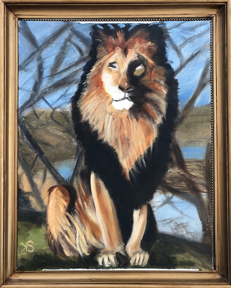 Kate Shires 'Proud Lion'