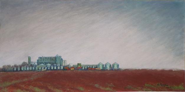 Elizabeth Paszko 'Smeaton Mill'