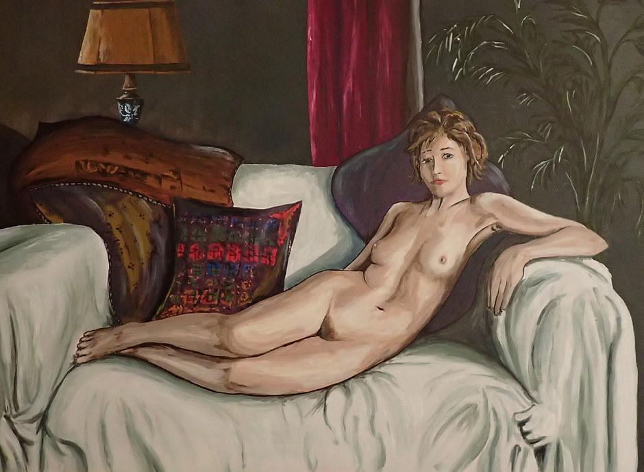 Graham Warren 'Corowa Nude'