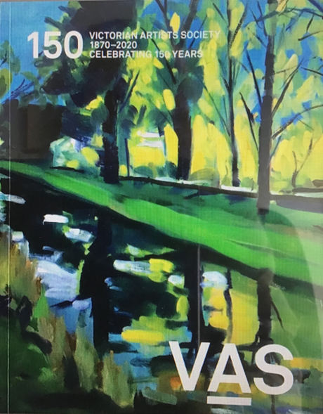 BAS congratulates Clive Sinclair on his lovely painting, featured on the VAS 150 Yearbook
