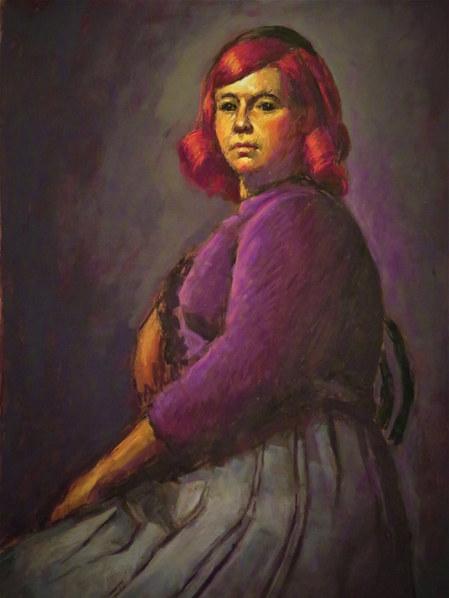 Rodney Edelsten 'Studio Portrait'