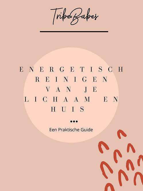 eBook Energetisch Reinigen van je Lichaam en Huis