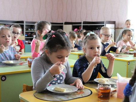 Секрети здорового харчування наших дітей