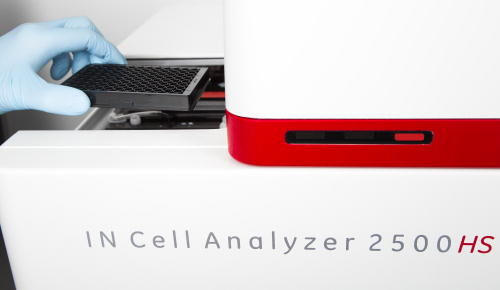 Línea IN Cell Analyzer