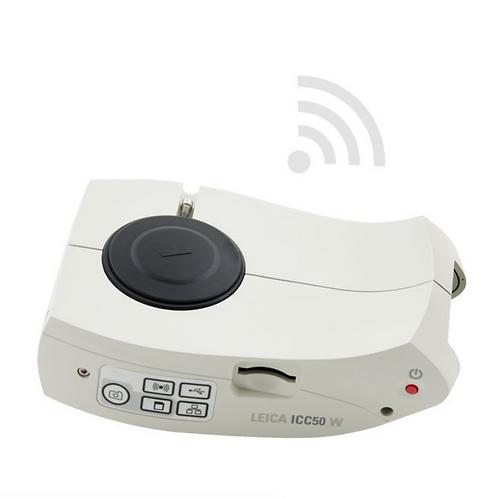 Cámara digital ICC50W WiFi para microscopio DM500/750