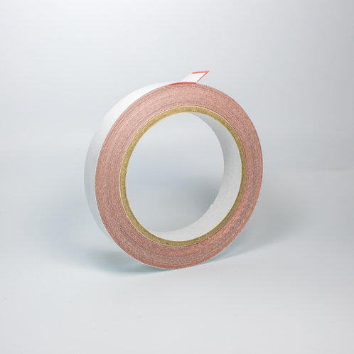 Cinta textil de cobre Shieldex® Copper Tape Flex 10m x 2 cm