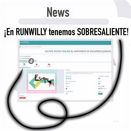 RUN WILLY Y ESCAPEGO JUEGOS