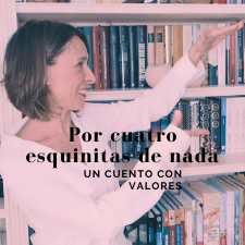 POR CUATRO ESQUINITAS DE NADA.