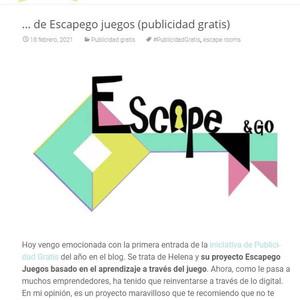 CONTRAS Y PROS con ESCAPEGO JUEGOS