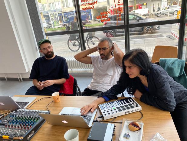 MMC Panel: Büro für musikalisches Überma