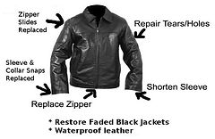 Leather Repairs Lancaster PA