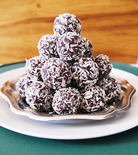 ENERGY BALLS chocolat peppermint coco - 100G