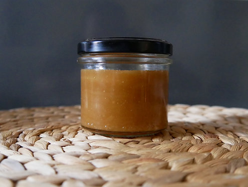 CARAMEL au beurre de coco salé - 110g