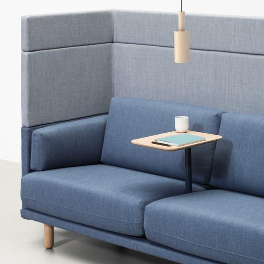 DeVorm - Arnhem Love Seat & Sofa
