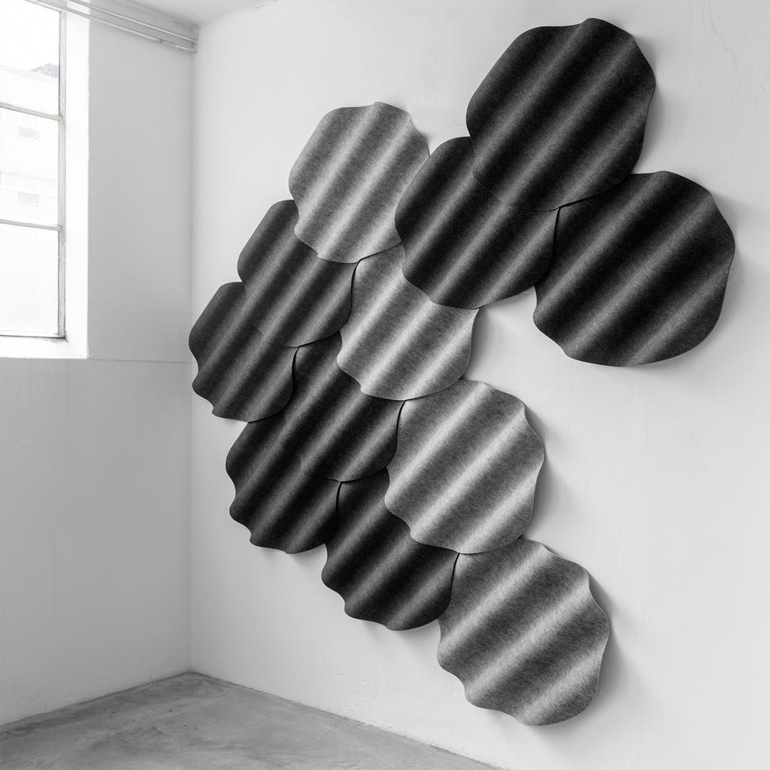 DeVorm - ONDE PET Acoustic panel