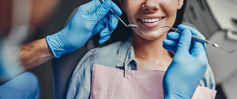 surgery of dentist