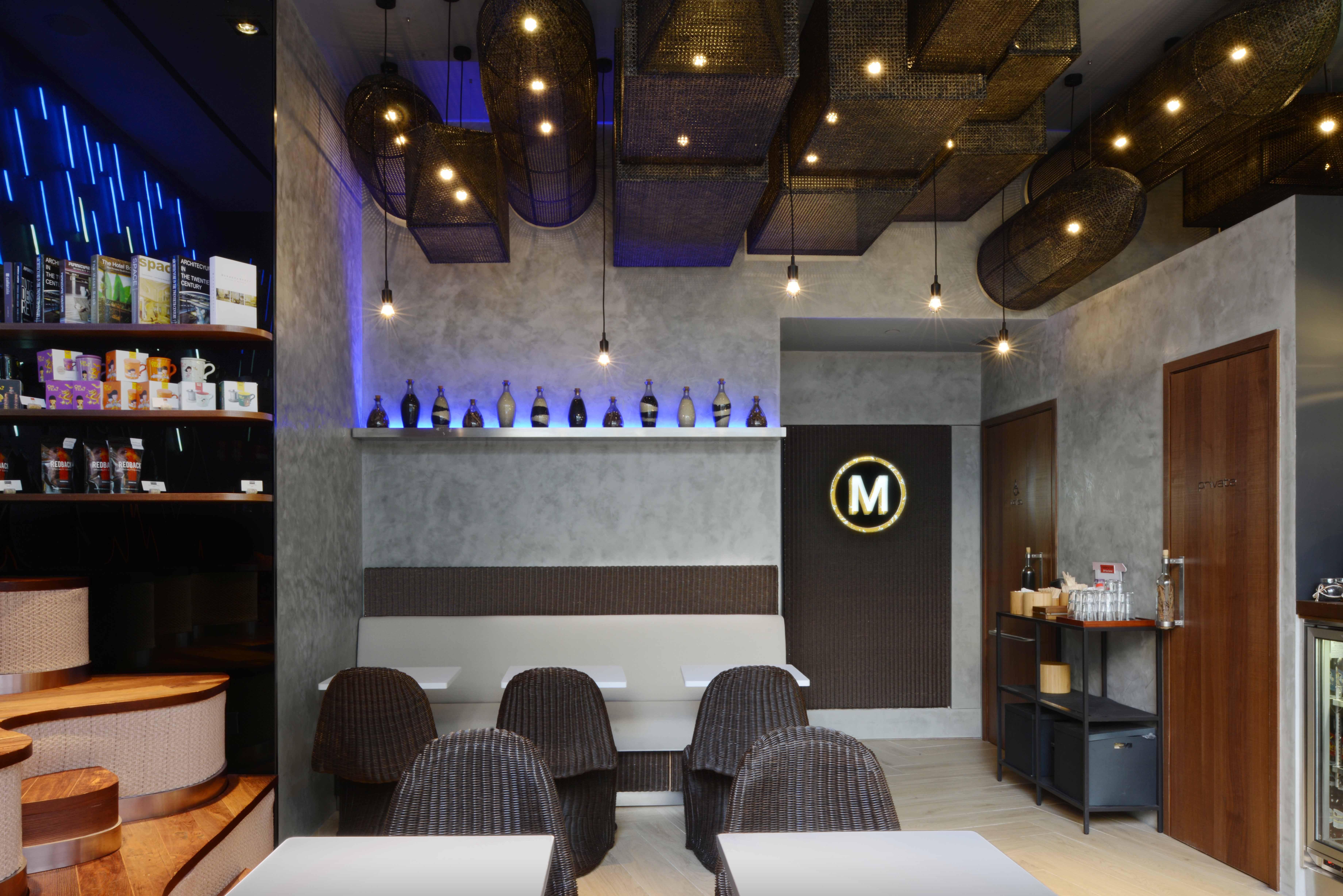 Stefano Tordiglione Design-Madera Cafe 4