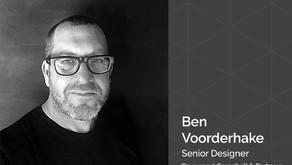 DESIGNER Q&A – BEN VOORDERHAKE