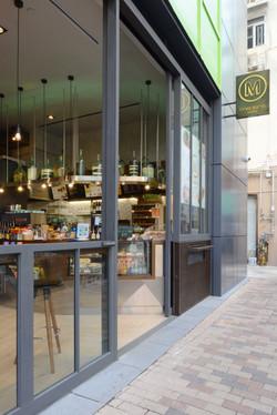 Stefano Tordiglione Design-Madera Cafe 6