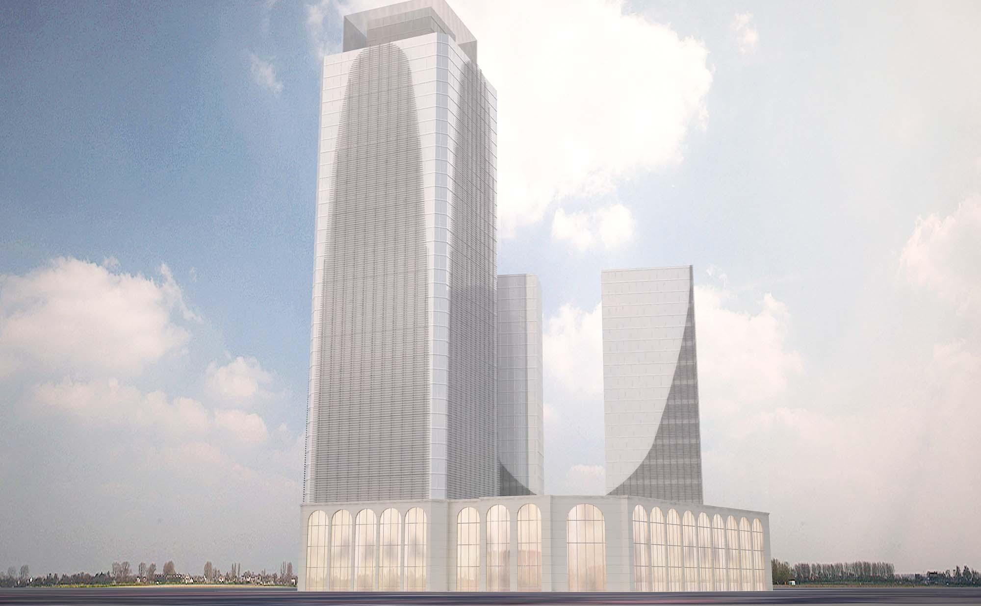 Stefano Tordiglione - stdesign - ST Design - architecture - interior - Tianjin IFC 2