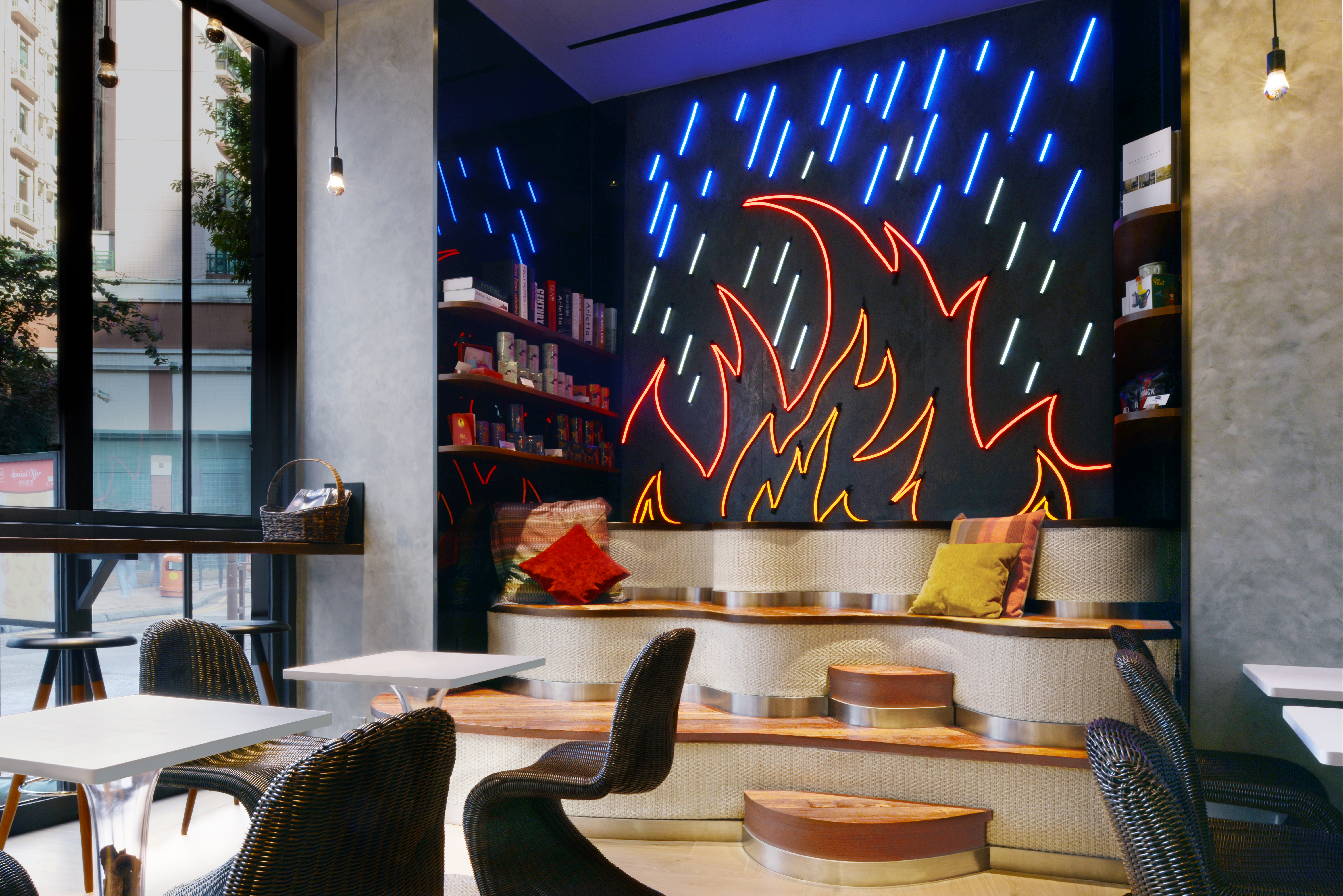 Stefano Tordiglione Design-Madera Cafe 1