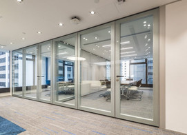 JEB OFFICE PARTITIONS – INTEGRA AND X-SERIES TRANSFORMING A MODERN OFFICE
