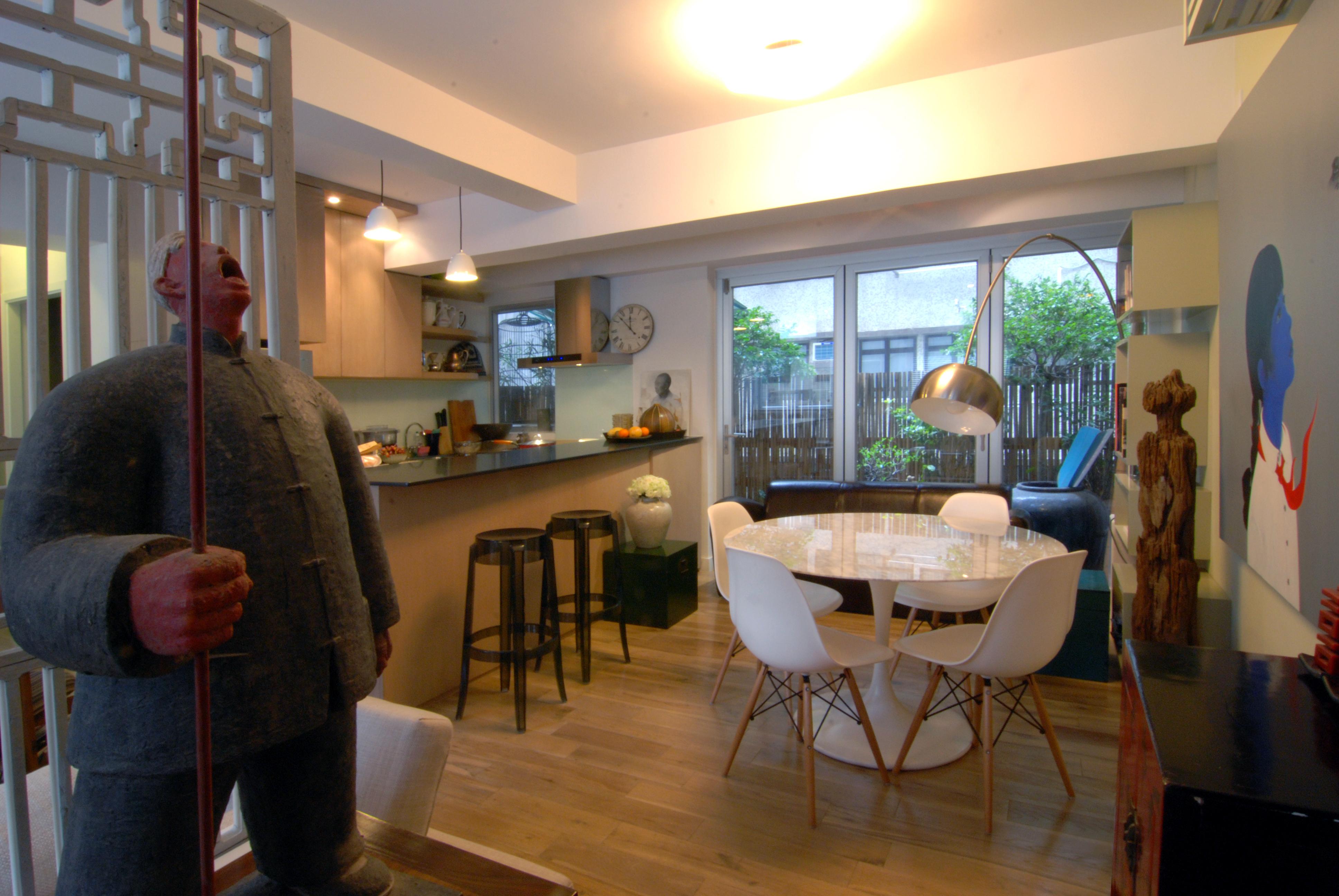 Stefano Tordiglione - Rednaxela Terrace - Living Room 1