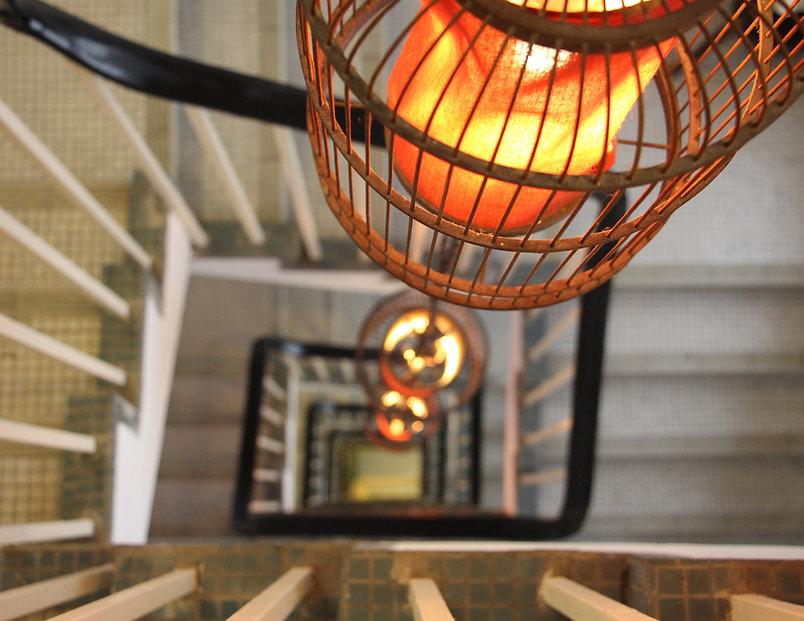 stdesign birdcage lamp