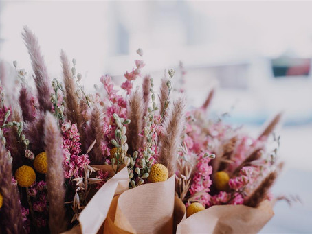 Die Trockenblumen sind zurück!