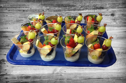 12 FRUIT CUPS
