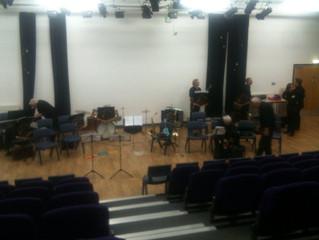 Shared concert with primary school children in Sneinton