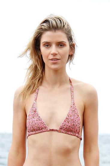 Posie Triangle Bikini Top