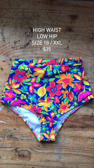 Samba Low hip brief (size 18)