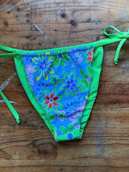 Wild Lotus slider bikini brief