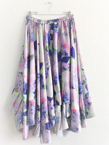 Electric Gardens Boho Skirt