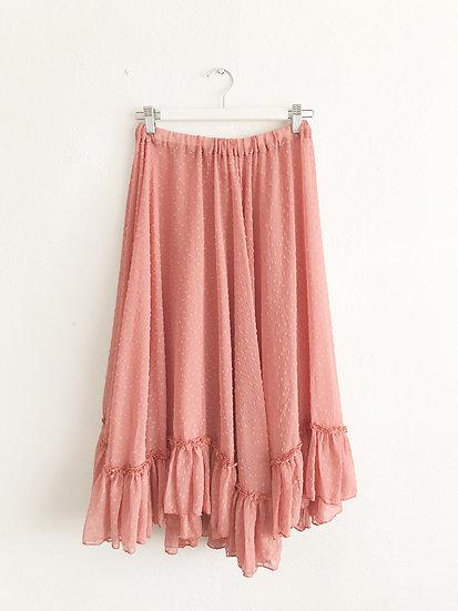 Poppy Midi Boho Skirt