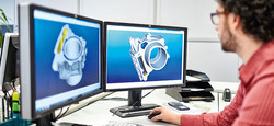 CAD-Arbeitsstation