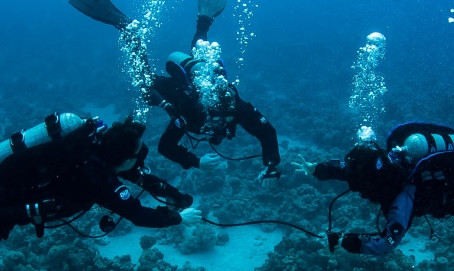 GUE's new Recreational Diver 1 Program