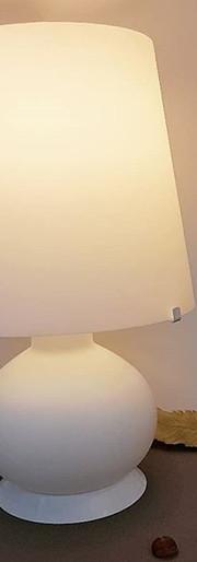 Linee classiche che fungono da complemento d'arredo, arricchendo gli spazi con semplici ed eleganti forme. Tutto questo è Font, lampada in #vetrosoffiato con tre accensioni ed effetti differenti. 🛋